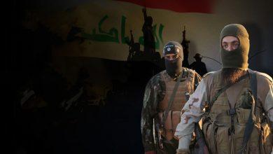 صورة مرتزقة داعش يشنون هجوماً في قضاء مخمور