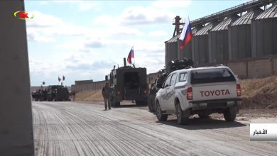 Photo of شمال وشرق سوريا..تسييرأول قافلة مدنية على الطريق الدولي إم فور