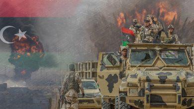 Photo of تصاعد القتال بين قوات الجيش الليبي وميليشيات الوفاق على عدة محاور