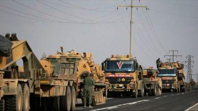 Photo of قوات الاحتلال التركي تستقدم رتلا عسكريا جديدا إلى إدلب