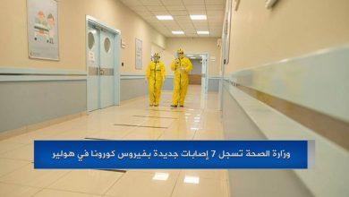 Photo of وزارة الصحة تسجل 7 إصابات جديدة بفيروس كورونا في هولير