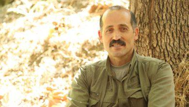 Photo of حزب العمال الكردستاني يعلن استشهاد عضو اللجنة المركزية قاسم أنكين
