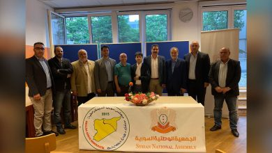 Photo of من فيينا.. الجمعية الوطنية السورية تعلن انضمامها إلى مجلس سوريا الديمقراطية