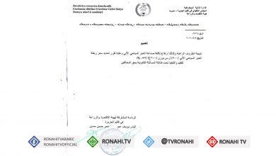 Photo of تحديد سعر ربطة الخبز السّياحيّ بـ500 ليرة سوريّة