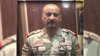 صورة مقتل قائد رفيع بالجيش العراقي وتحركات لملاحقة الجناة