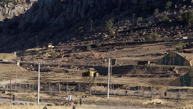 Photo of مقتل 7 أفراد أمنيين في سقوط طائرة تركية على جبال وان