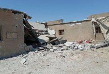 Photo of طائرات مجهولة تستهدف بلدتي حمام تركمان ومبروكة المحتلتين