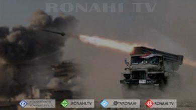 Photo of قصف مكثف لقوات الحكومة السورية على نقاط المرتزقة بريفي إدلب وحماة