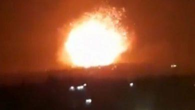 صورة أنباء عن انفجار غربي العاصمة طهران.. والوكالات الحكومية تؤكد ثم تنفي