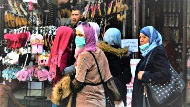 صورة تسجيل ٢٠ إصابة جديدة بفيروس كورونا في سوريا
