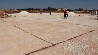 Photo of الشهباء..الهلال الأحمر الكردي ينشئ مدرسة لطلاب مخيم سردم