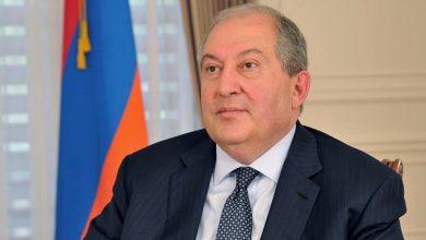 Photo of الرئيس الأرميني: الكورد إخوتنا في المآسي