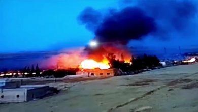 Photo of الاحتلال التركي يقصف قرى في ناحيتي زركان وعين عيسى