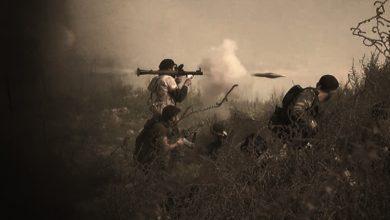 صورة محاور إدلب.. قصف متبادل وتوثيق قتيل من الحكومة السورية