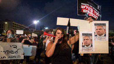 Photo of احتجاجات واسعة في إسرائيل تطالب نتنياهو بالرحيل عن الحكومة