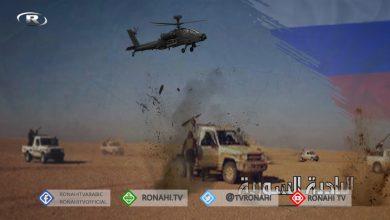 صورة على خلفية استهدافات داعش المتكررة على مواقع الحكومة السورية .. إطلاق حملة تمشيط
