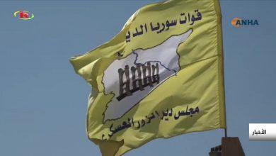 Photo of مقاتلون من عشيرة العكيدات يدعون أبناء المنطقة للوقوف إلى جانب قسد لبسط الأمن والاستقرار