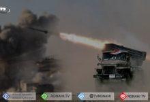 Photo of قصف صاروخي مكثف من قبل القوات الحكومية على بلدات وقرى بريف إدلب الجنوبي