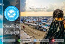 Photo of مسؤول أمني يكشف: إفشال 700 محاولة فرار لأسر داعش من مخيم الهول