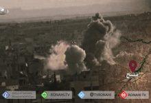 Photo of إصابات بين المدنيين جراء قصف تركيا ومرتزقتها الريف الشمالي لمنبج