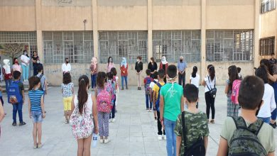 صورة وسط إجراءات صحية مشددة .. أكثر من 4090 مدرسة تفتح أبوبها أمام 900 ألف طالب/ة