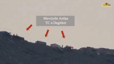 صورة قوات الدفاع الشعبي: موقع الكريلا ينشر فيديوهات لعملية نفذت في حفتانين
