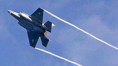 صورة صحيفة إسرائيلية: وصول طائرات إف – 35 إلى قطر يعني وقوعها في يد الإرهابيين