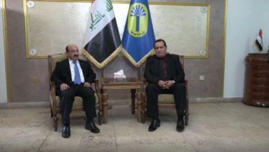 صورة رئيس حزب الأمة العراقية يؤكد رفضه لاتفاقية بغداد – هولير