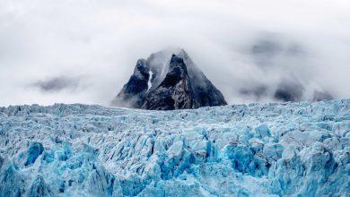 صورة باستخدام البيانات.. العلماء يحددون التغيرات المناخية في القطب الشمالي