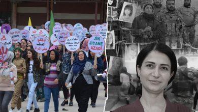 صورة تنظيمات نسائية تطلق مبادرة لتوثيق جرائم الأنظمة وخاصة الاحتلال التركي بحق النساء