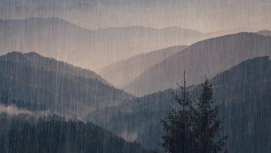 صورة في دراسة مثيرة.. هطول المطر قد يحرك الجبال