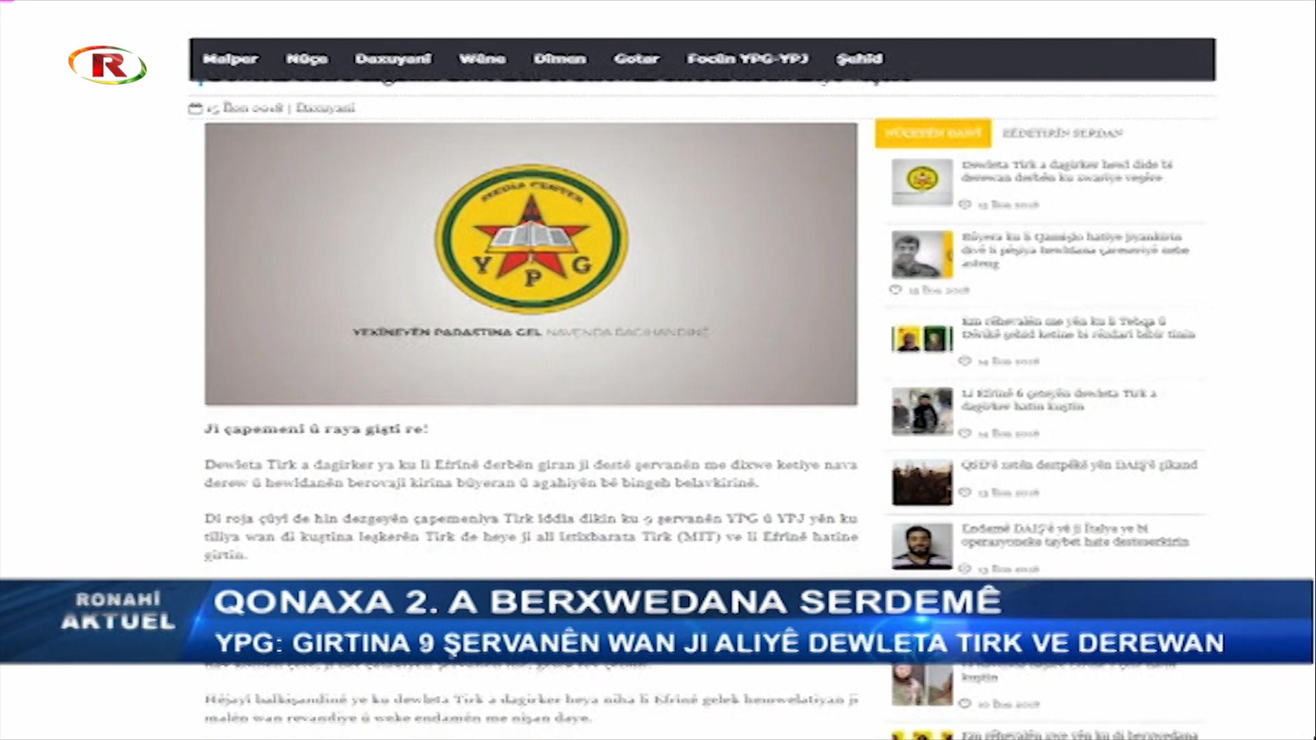 Photo of Ronahi TV -RONAHÎ AKTUEL
