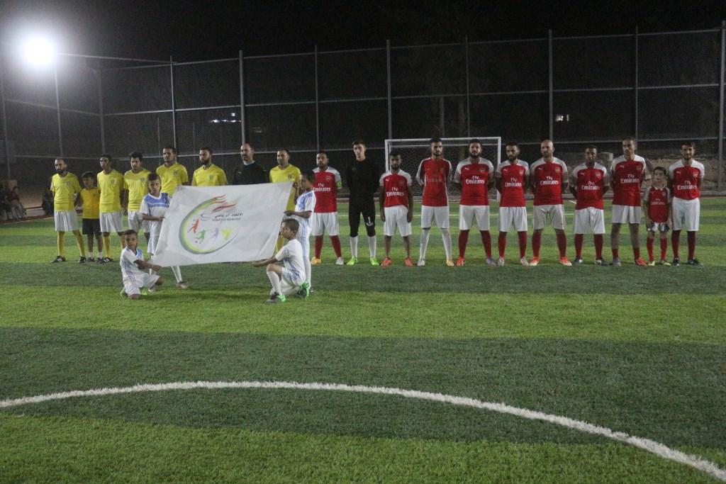 Photo of Li Minbicê stadyomeke fotbolê hate vekirin