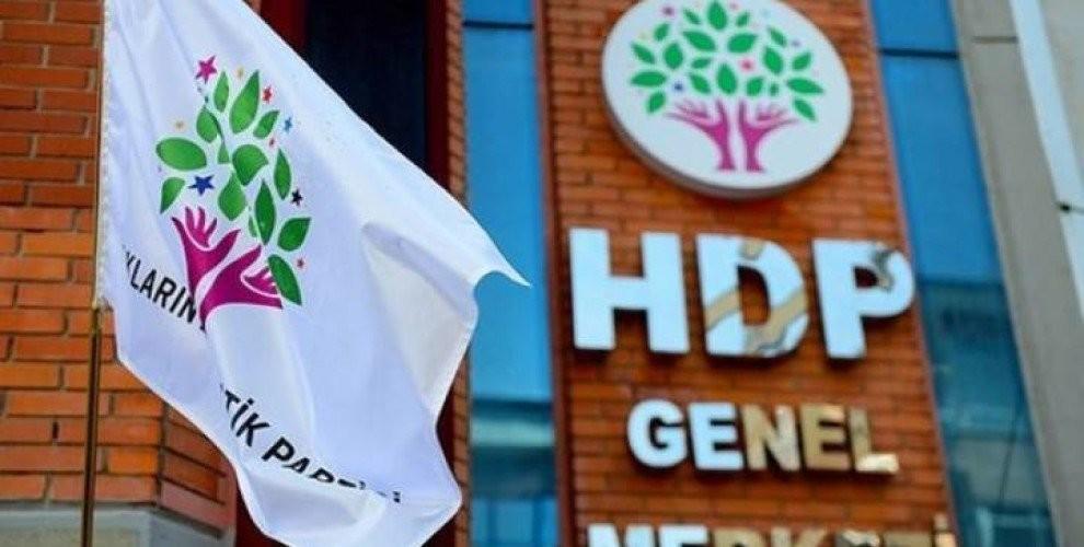 Photo of HDP'Ê JI BO HILBIJARTINA HERÊMÎ DEST BI AMADEKARIYAN DIKE