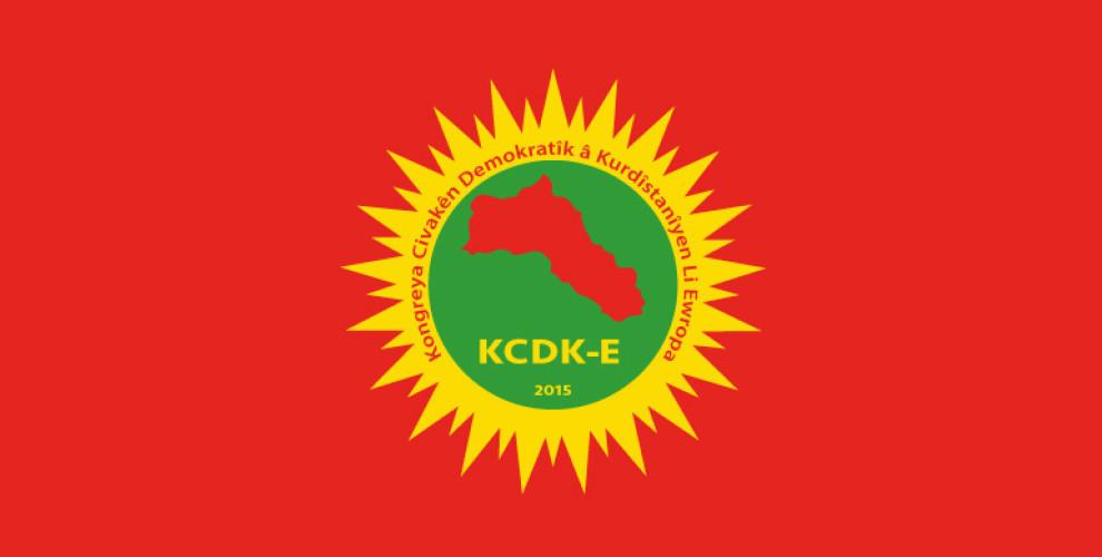 Photo of KCDK-E: 16'Ê ÇILEYÊ LI STRASBOÛRGÊ BIN