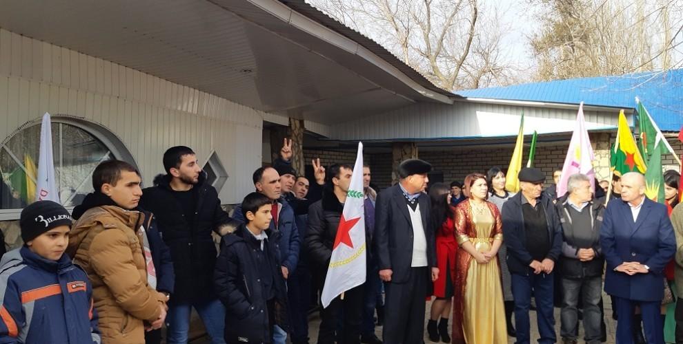 Photo of KURDÊN LI RÛSYAYÊ BIRYARA DYA ŞERMEZAR KIRIN