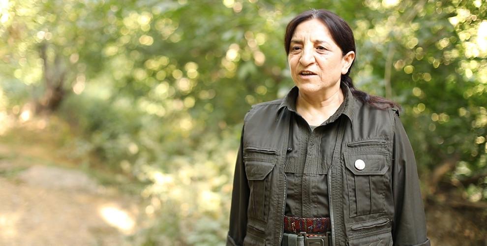 Photo of BI DERKETINA PKK RE TOVÊN AZADIYÊ ŞÎN BÛN