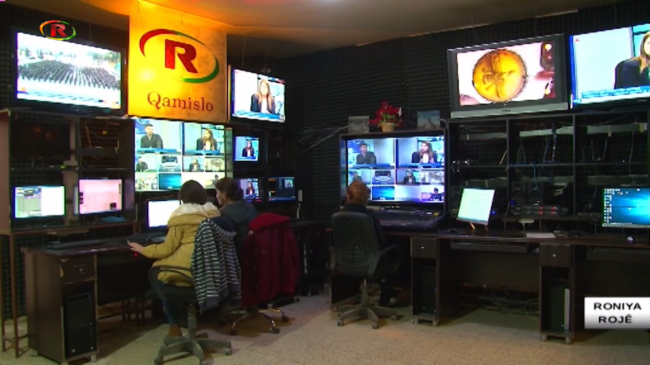 Photo of 8. SALVEGERA DAMEZERANDINA RONAHÎ TV
