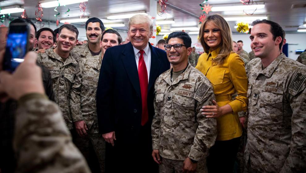 Photo of TRUMP: EM DIKARIN LI BAREGEHÊN IRAQÊ JI BO OPERASYONÊN LI SÛRIYÊ PÊK BÎNIN