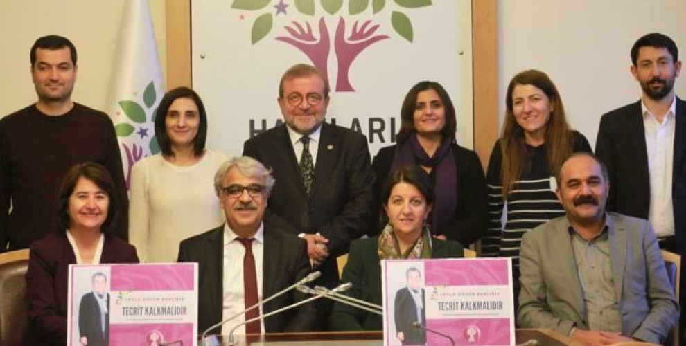 Photo of HDP'Ê ÇALAKIYA XWE YA LI MECLISÊ BI DAWÎ KIR