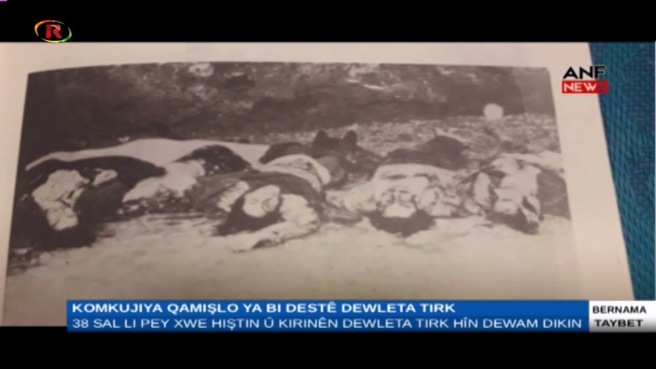 Photo of Ronahi TV -BERNAMA TAYBET