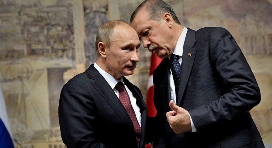 Photo of PUTIN Û ERDOGAN  ÎRO LI MOSKOWAYÊ LI HEV DICIVIN