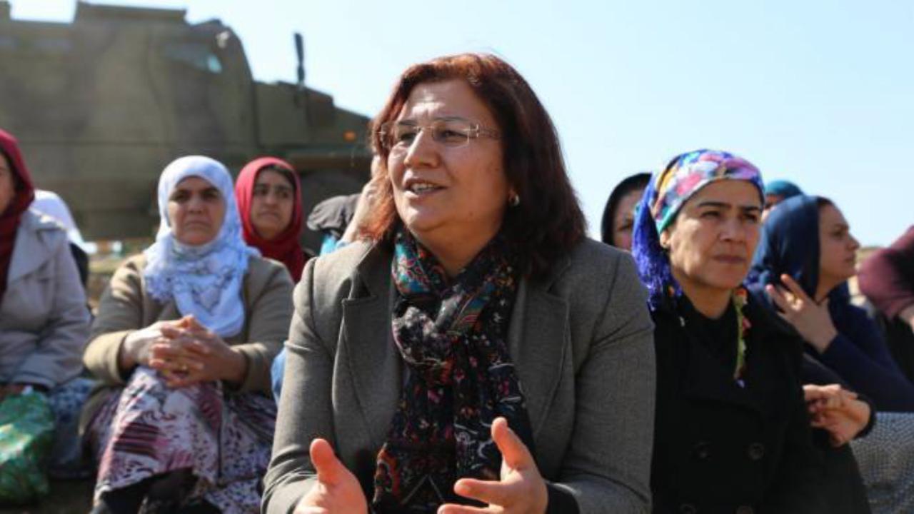 Photo of LEYLA GUVEN BI BIRYARDARÎ ÇALAKIYA XWE DIDOMÎNE