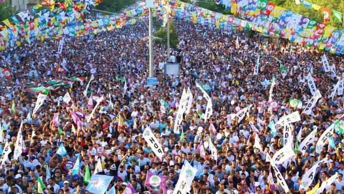 Photo of HDP'Ê LI ÊLIHÊ NAMZETÊ HEVŞAREDARIYÊ NÎŞAN DA