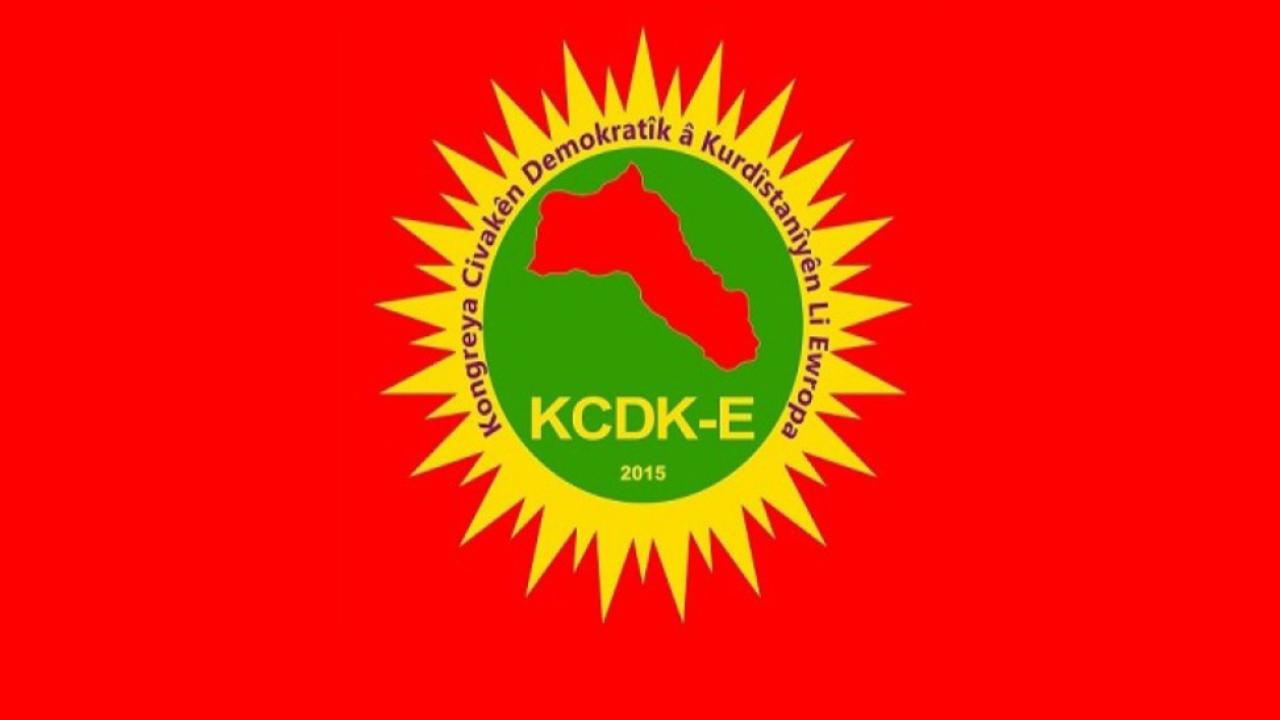 Photo of KCDK-E: EM Ê 27'Ê SIBATÊ LI BRÛKSELÊ BÊDENGIYÊ ŞERMEZAR BIKIN