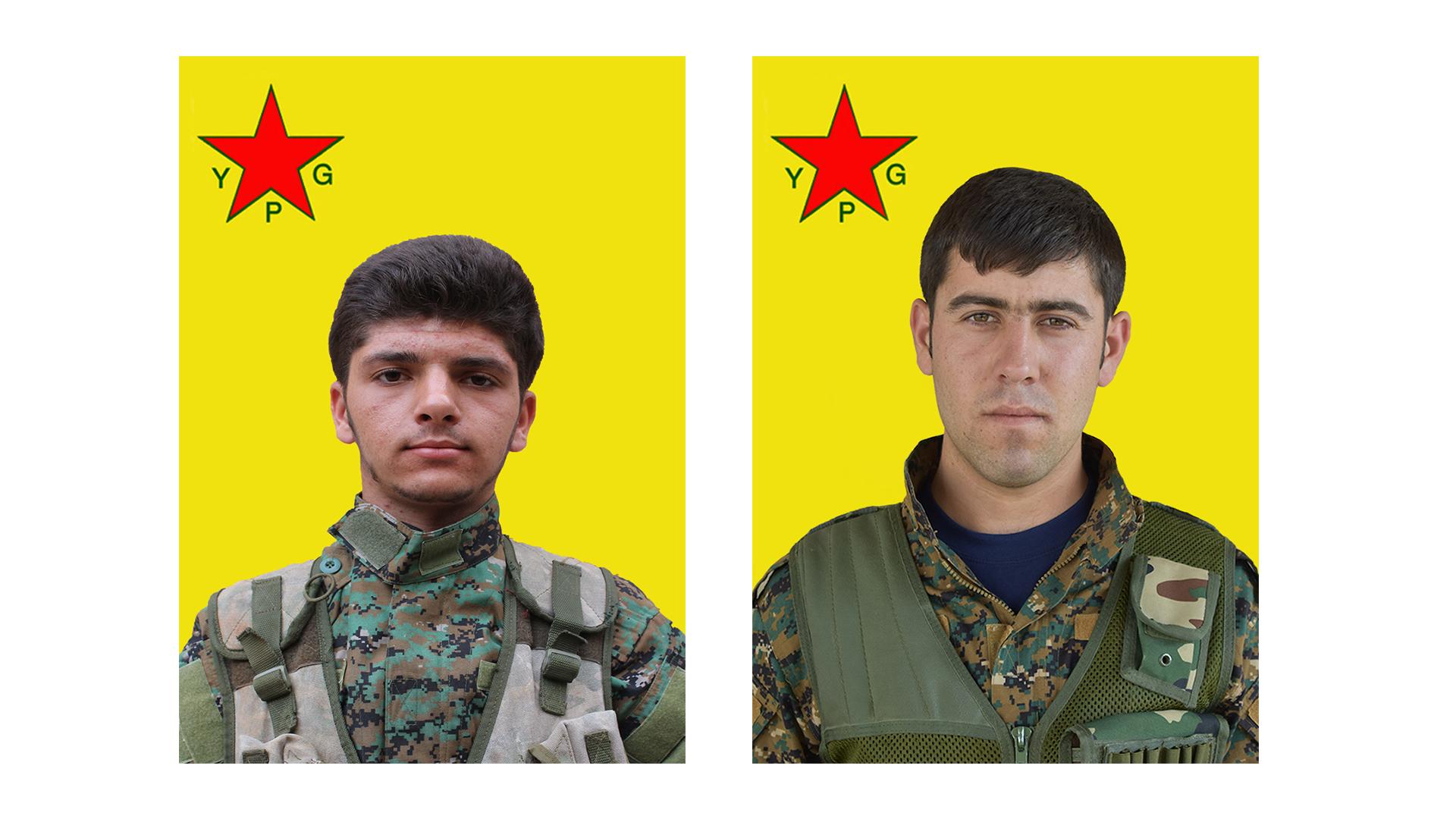 Photo of YPG'Ê NASNAMEYA 2 ŞEHÎDÊN XWE EŞKERE KIR