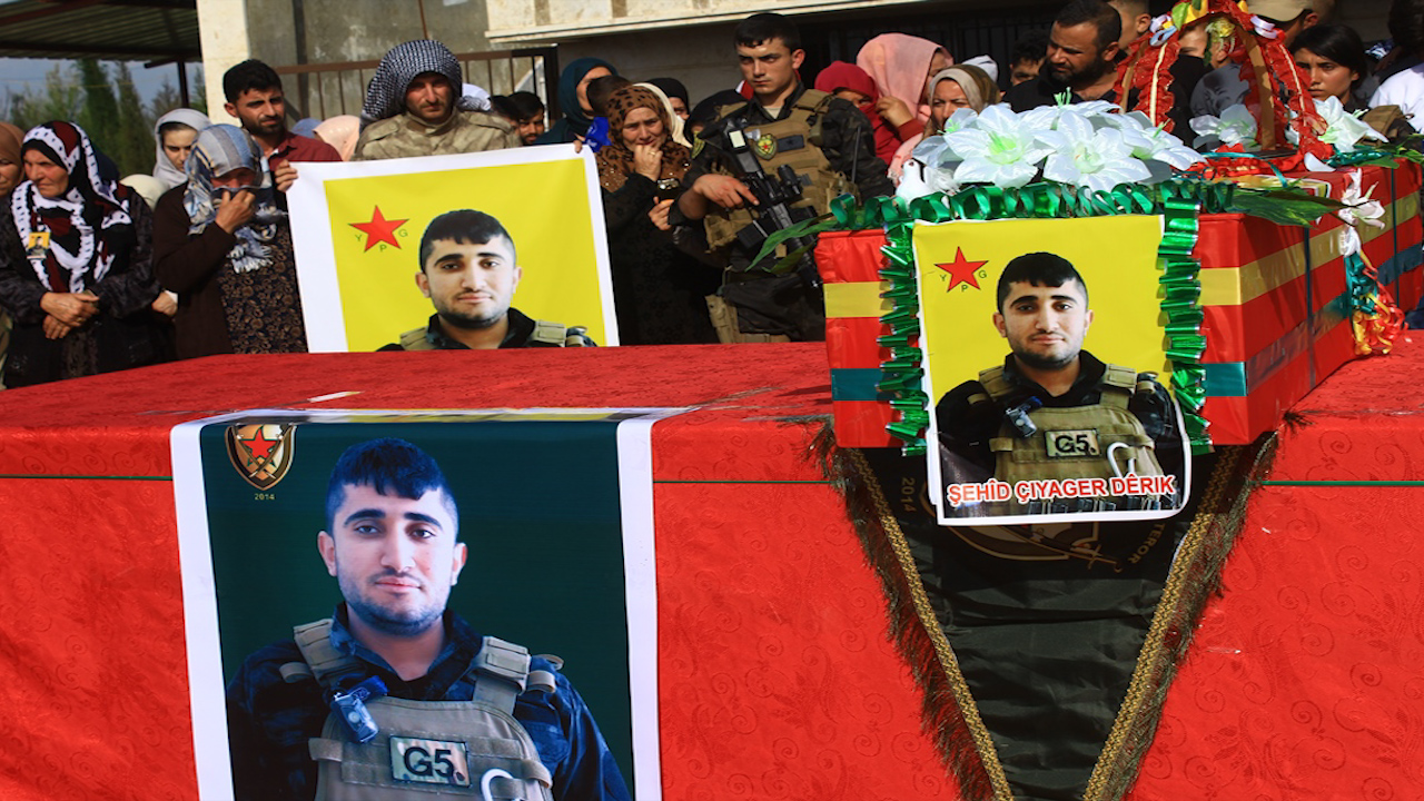 Photo of ŞERVANÊ YPG'Ê ÇIYAGER LI DÊRIKÊ JI ALIYÊ SEDAN VE HAT OXIRKIRIN