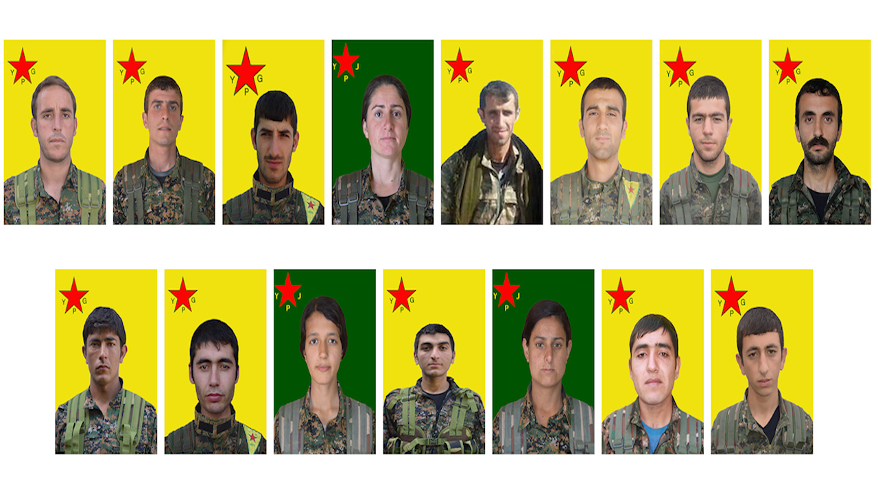 Photo of YPG'Ê NASNAMEYA 15 ŞERVANAN EŞKER KIR