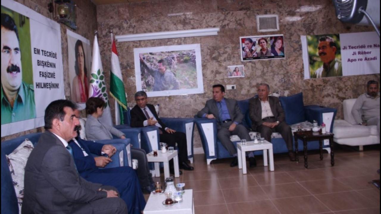 Photo of YNK SERKEFTINA HDP' YA DI HILBIJARTINA 31'Ê ADARÊ PÎROZ KIR