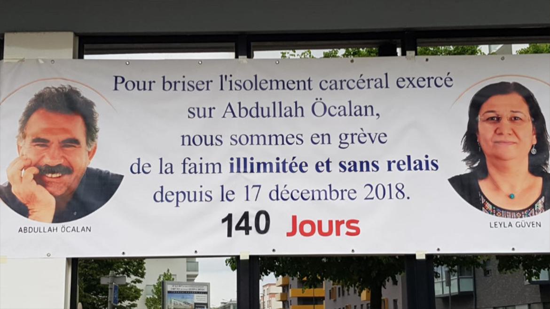Photo of 140 ROJ IN 15 ÇALAKGER LI FRANSA Û BRÎTANYAYÊ LI BER XWE DIDIN